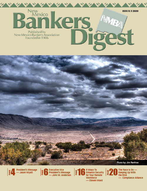 New-Mexico-Bankers-Digest-magazine-pub-17-2020-issue-3
